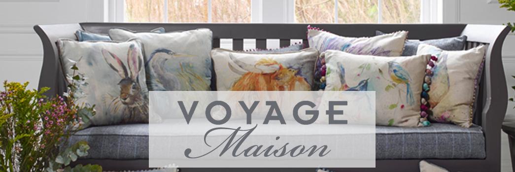 Voyage Cushions
