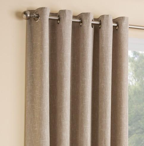 Eyelet Curtain Poles