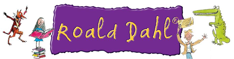 Roald Dahl Roller Blinds