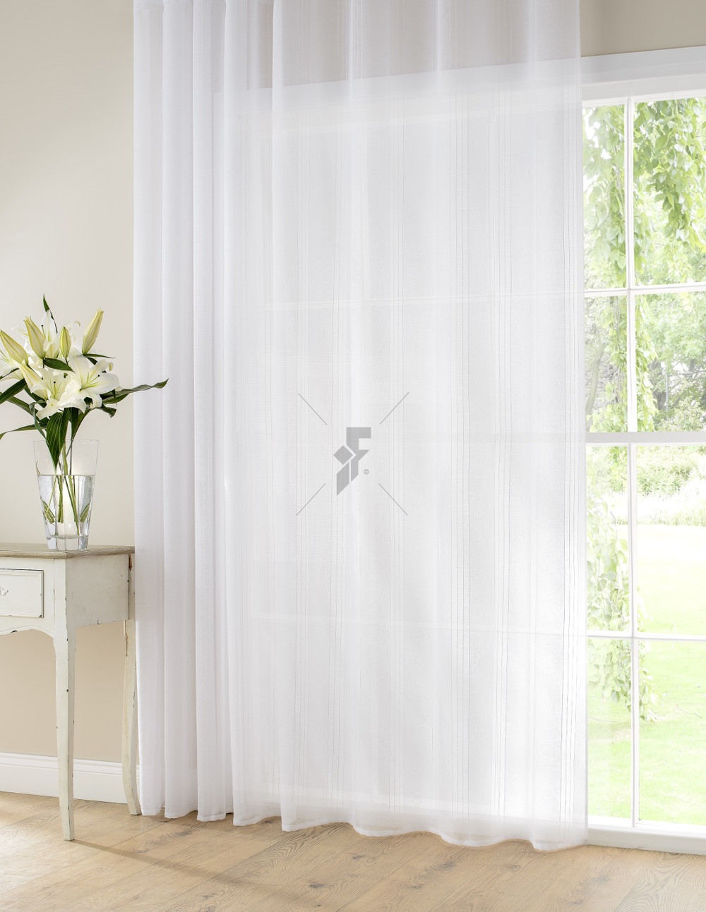 frisco made to measure voile voile curtains made to. Black Bedroom Furniture Sets. Home Design Ideas
