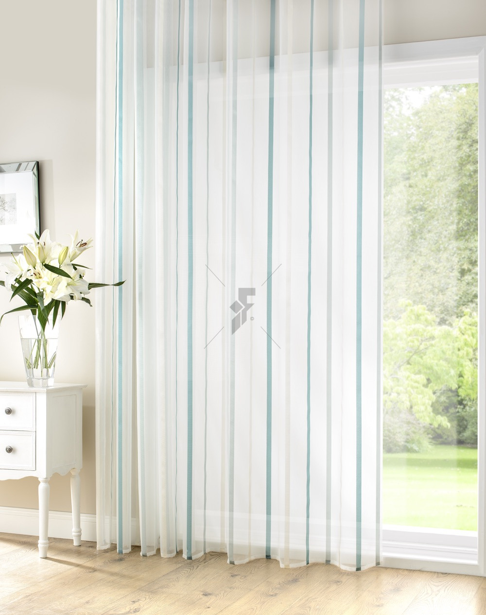 luxe made to measure voile voile curtains made to. Black Bedroom Furniture Sets. Home Design Ideas