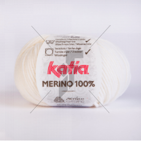 Katia Merino 100% - Colour Blanco 1