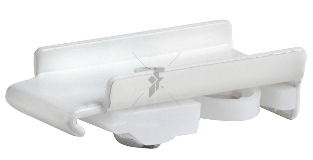 Fineline Top Fix Support Pk4  - White