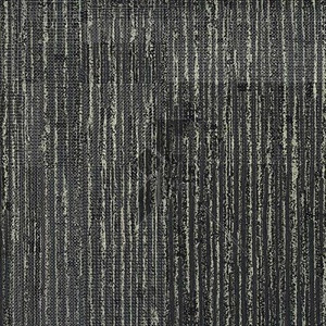 Casamance Bel Air Wallpaper - Noir