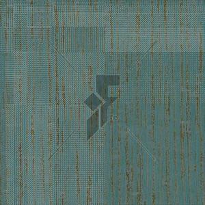 Casamance Bel Air Wallpaper - Bleu Canard