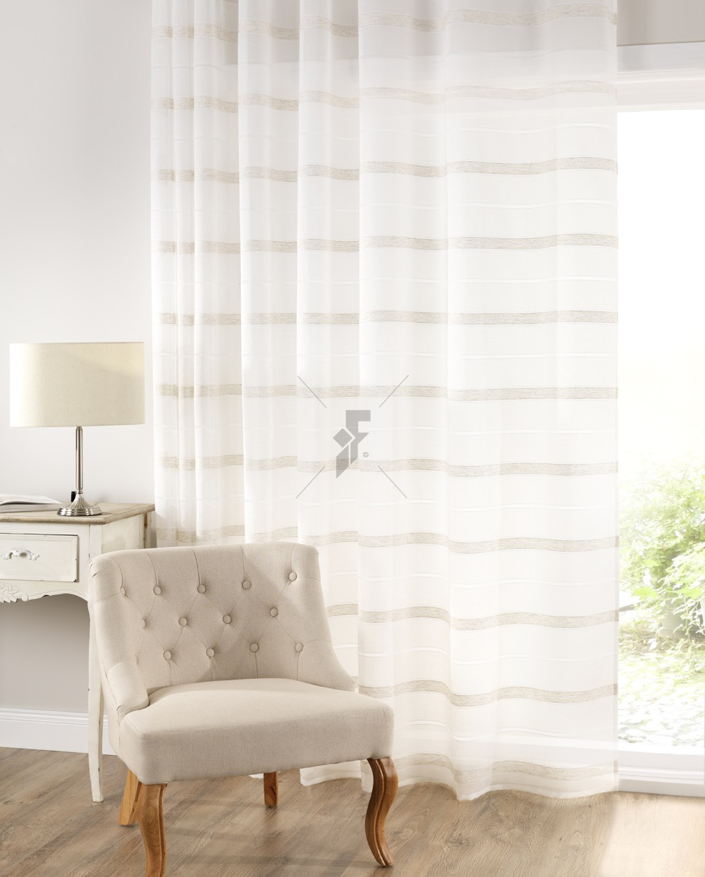 denby made to measure voile voile curtains made to. Black Bedroom Furniture Sets. Home Design Ideas