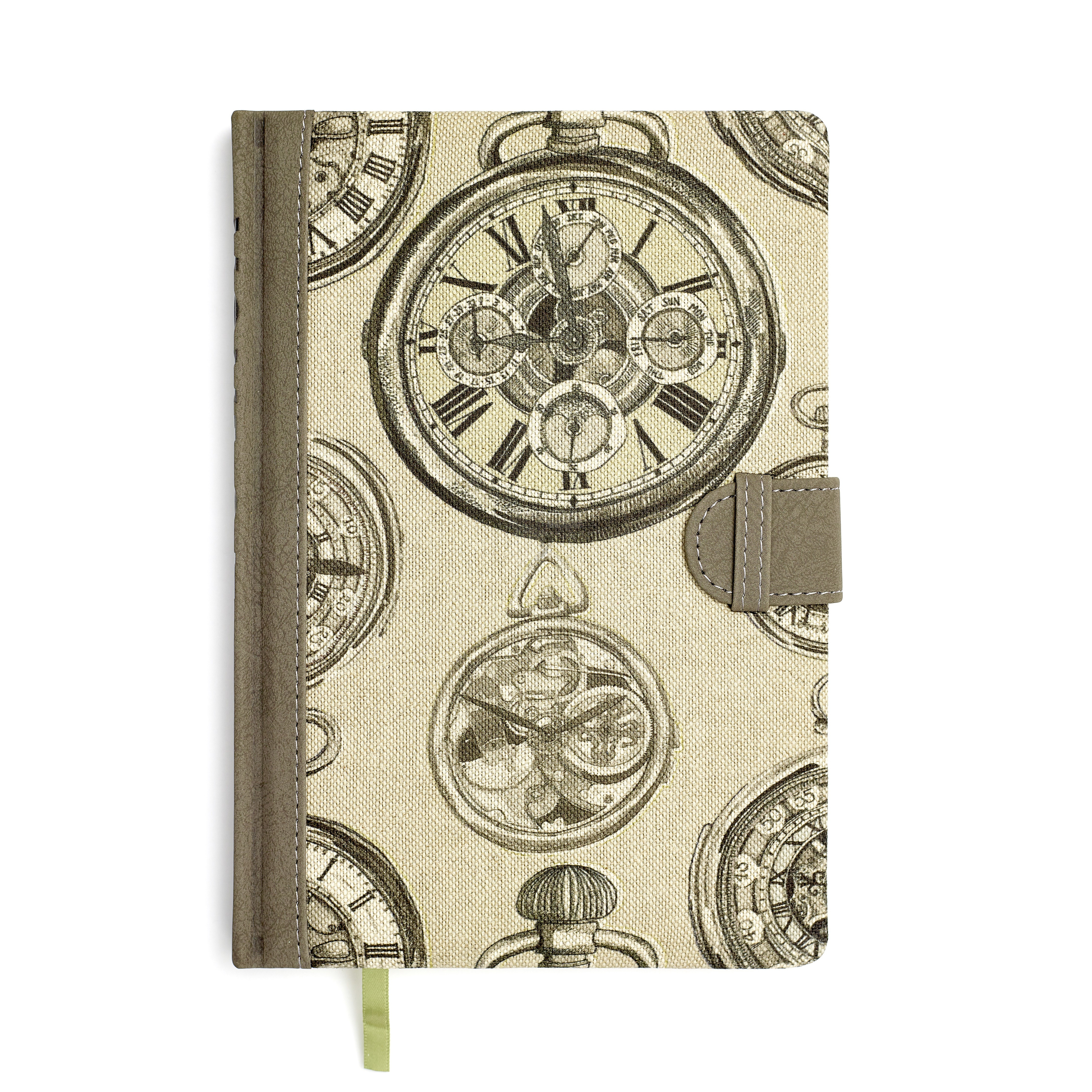 Voyage Maison Pocket Watch Notebook