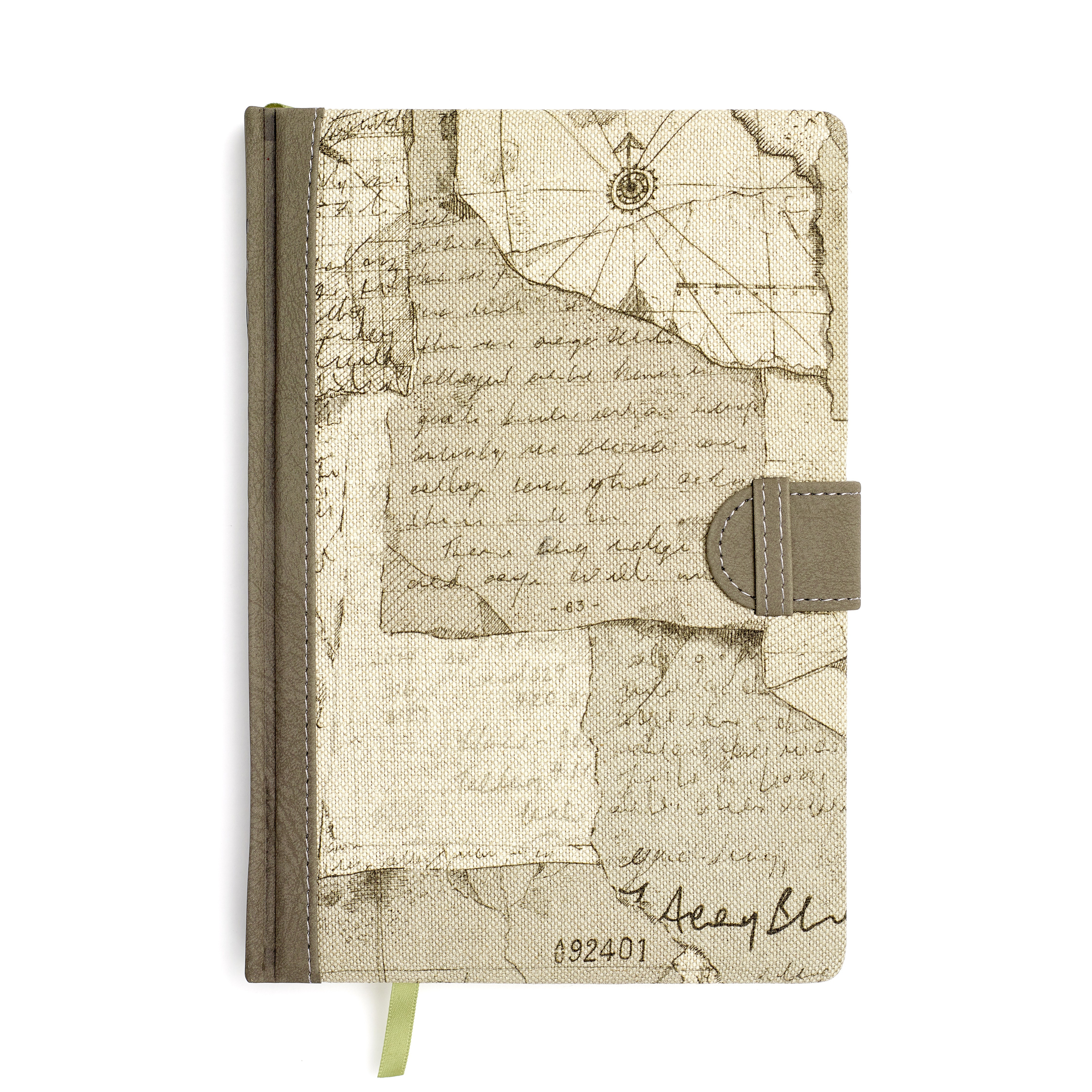 Voyage Maison Explorer Notebook