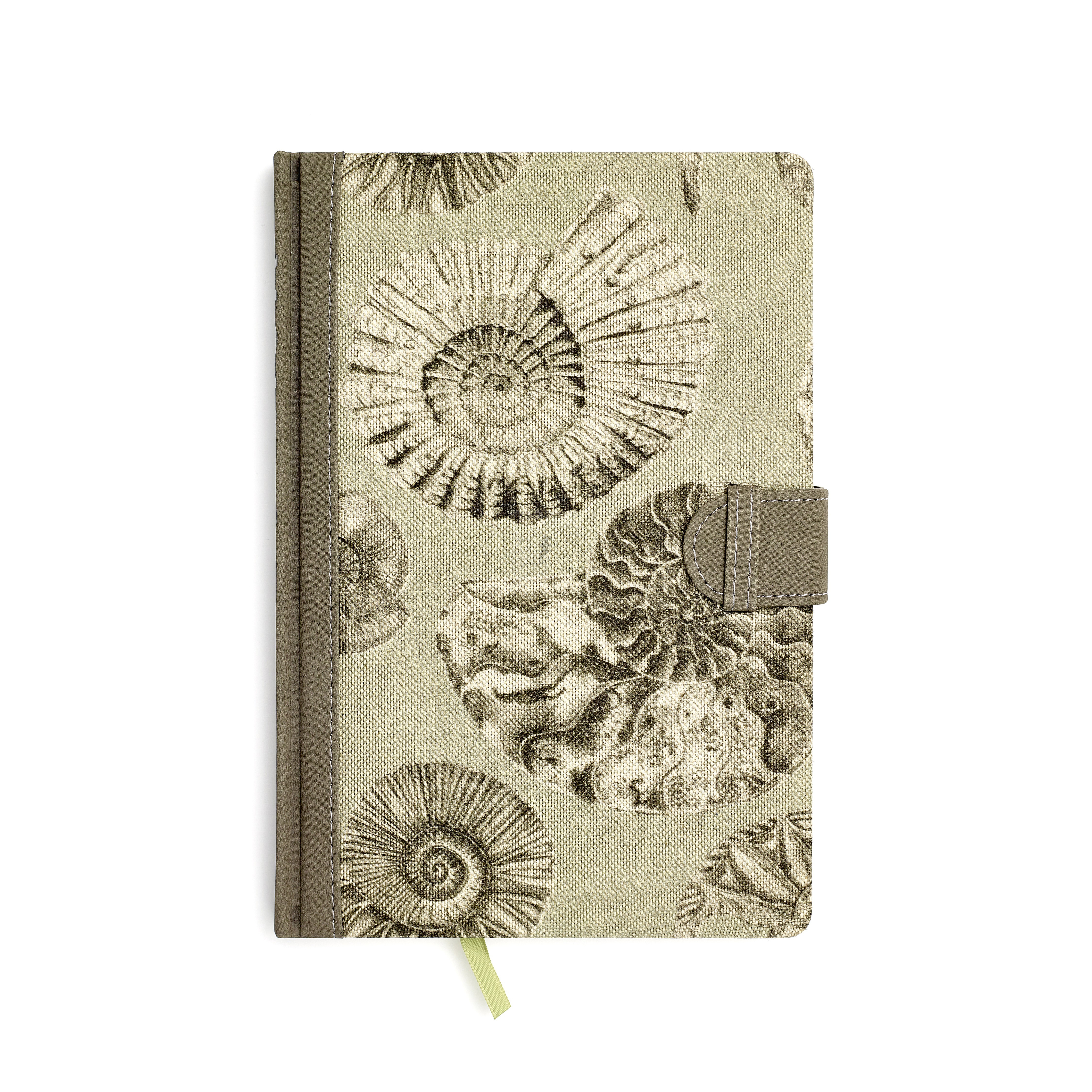 Voyage Maison Fossilium Notebook