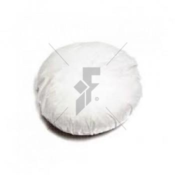 "Round Polyester Cushion Pad 46cm x 46cm (18"" x 18"")"