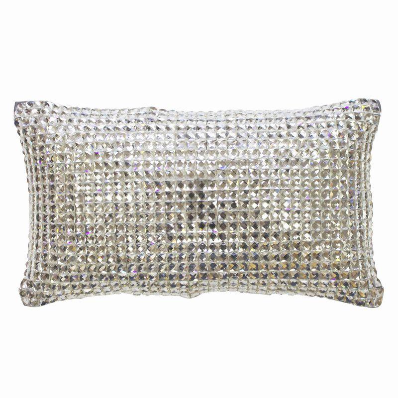 Kylie Minogue Square Diamond 18cm x 32cm Cushion