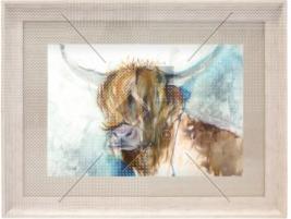 Voyage Maison Rory Framed Artwork - Birch