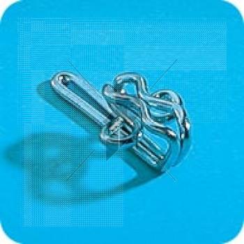 Steel Zinc Hooks (R67) (Pack Of 30)