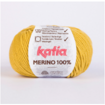 Katia Merino 100% - Colour Aceituna 12