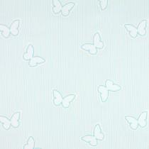 Interior Fabrics Agata Fabric - Azure