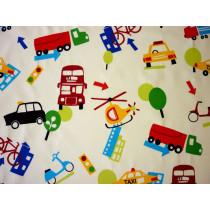 Interior Fabrics Amber Fabric - Primary