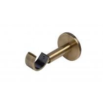 28mm IDC Support Pk 1 - Antique Brass