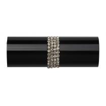 28mm Poles Apart Bracelet BlackPk 2 - Black