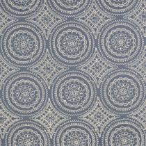 Interior Fabrics Antonina Fabric - Indigo