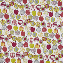 Interior Fabrics Arizona Fabric - Berry