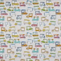 Interior Fabrics Ariadne Fabric - Marmalade