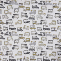 Interior Fabrics Ariadne Fabric - Graphite