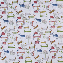 Interior Fabrics Arianthe Fabric - Berry