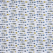 Interior Fabrics Arielle Fabric - Colonial