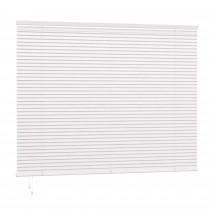 25mm PVC Slat Venetian Blind 200cm Drop - White