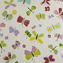 Interior Fabrics Artois Fabric - Petal