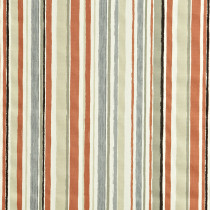 Interior Fabrics Arwa Fabric - Orange