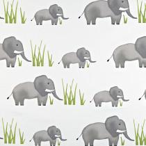 Interior Fabrics Asaka Fabric - Elephant