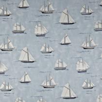 Interior Fabrics Astrea Fabric - Periwinkle