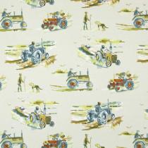 Interior Fabrics Austin Fabric - Linen