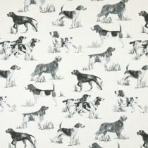 Interior Fabrics Ava Fabric - Charcoal