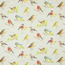 Interior Fabrics Aviva Fabric - Linen