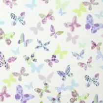 Interior Fabrics Ayasha Fabric - Lavender