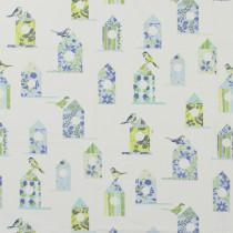 Interior Fabrics Ayumu Fabric - Cornflower