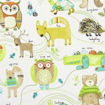 Interior Fabrics Azana Fabric - Marmalade