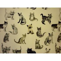 Interior Fabrics Aysel Fabric - Charcoal
