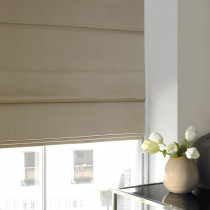 Made to Measure Roman Blind - Flare 04