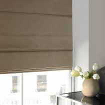 Made to Measure Roman Blind - Flare 06