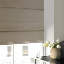 Made to Measure Roman Blind - Flare 09