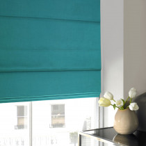 Made to Measure Roman Blind - Flare 18