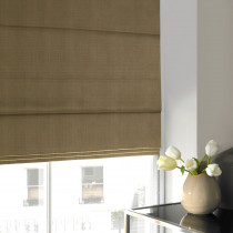 Made to Measure Roman Blind - Flare 26