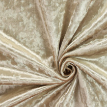 Interior Fabrics Danika Fabric - Brass