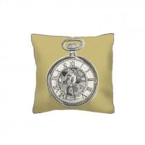 Voyage Maison Pocket Watch 30 x 30cm Cushion - Natural
