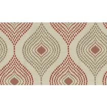 Belfield Ava Fabric - Berry