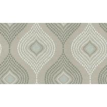 Belfield Ava Fabric - Silver