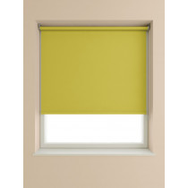 Blackout Roller Blind 190cm Drop - Green